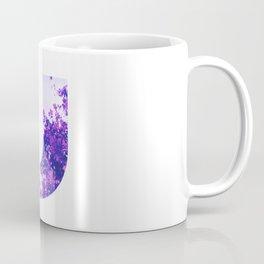 """""""J"""" Initial Tree Coffee Mug"""
