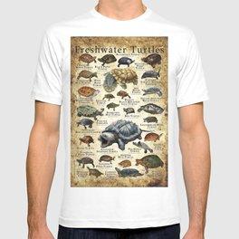 Freshwater Turtles T-shirt