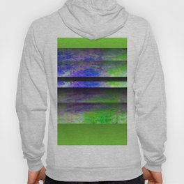 Green Color Blinds Hoody