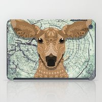 bambi iPad Cases featuring Bambi by ArtLovePassion