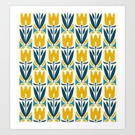 Bloom_001 Art Print