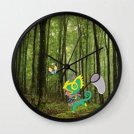 Bug-Off Kecleon! Wall Clock