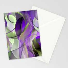 Private garden Stationery Cards