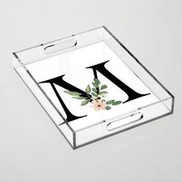 Botanical M Acrylic Tray