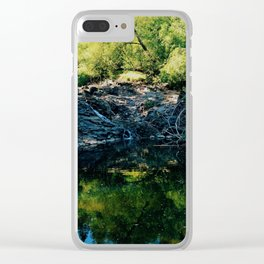 Duluth actually Clear iPhone Case