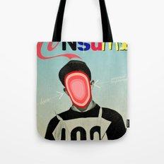 Empty inside Tote Bag