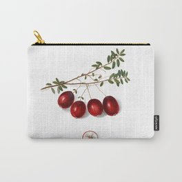 Cranberry Carry-All Pouch