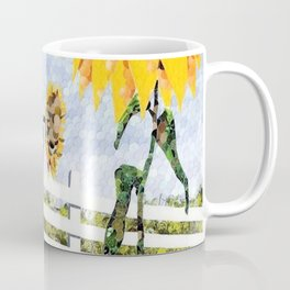 Sunflower Trio Coffee Mug
