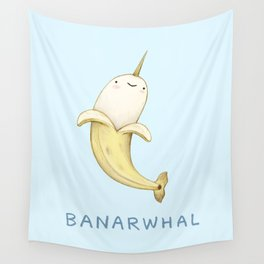 Banarwhal Wall Tapestry