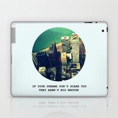 DREAM BIG! Laptop & iPad Skin