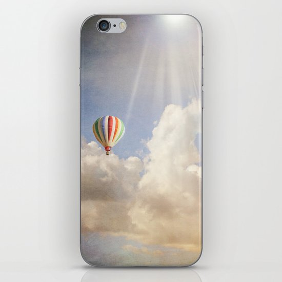 Dreams of Light iPhone & iPod Skin