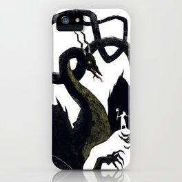 Kozu the Dragon iPhone Case