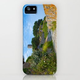 Once Upon a Guernsey Path iPhone Case