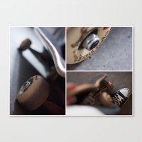 skate Canvas Prints featuring Skate by TJAguilar Photos