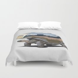 Pimp My Ride (Wordless) Duvet Cover