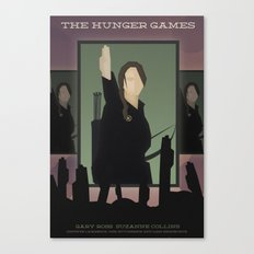 May the Odds be Ever in your Favor Canvas Print