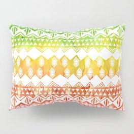 One Love Tribal {white} Pillow Sham