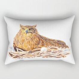 Gryphon nest Rectangular Pillow