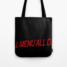Cherry Limeade Tote Bag