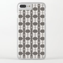gris Clear iPhone Case