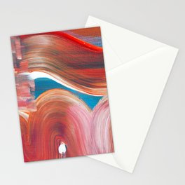 Hills and Humps Stationery Cards