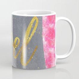 NOEL - Merry modern abstract christmas Coffee Mug