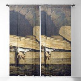 Antoine Wiertz - The Premature Burial Blackout Curtain