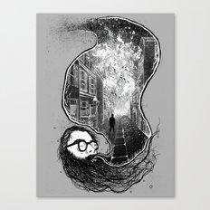 Ginsberg - Howl  Canvas Print