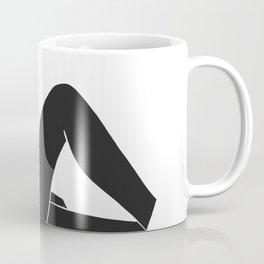 minimal nude 3 Coffee Mug