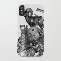 pagan iPhone & iPod Cases featuring Pagan wiccan by DIVIDUS