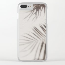Sandy Umbra Clear iPhone Case