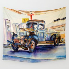 Outta Gas Wall Tapestry