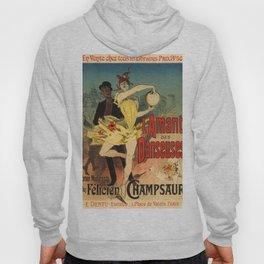 L Amant Des Danseuses Roman Moderniste Par F Licien Champsaur 1888 By Jules Cheret   Reproduction Ar Hoody
