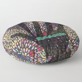 It's All in Your Hands - quotes Floor Pillow