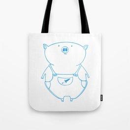 piggy 15 Tote Bag