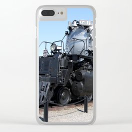 Union Pacific Big Boy Clear iPhone Case