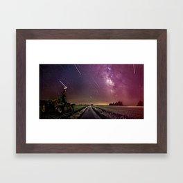 Candescent Framed Art Print
