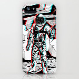 Fear What is Unknown iPhone Case