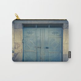 Blue Door II Carry-All Pouch