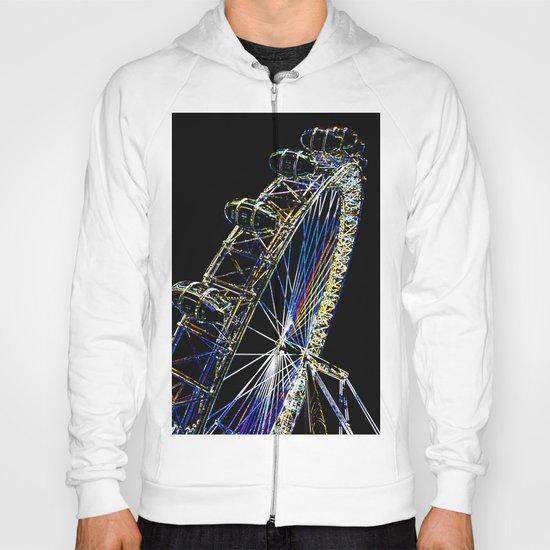 The London Eye Art Hoody