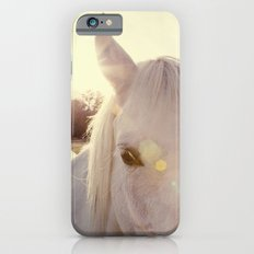 A Horse's Eyes iPhone 6s Slim Case