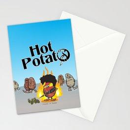 Hot Potato Stationery Cards