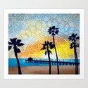 Beach Pier by zenspiredesigns