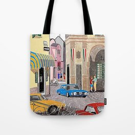 Call me by Your Name Drawing Tote Bag
