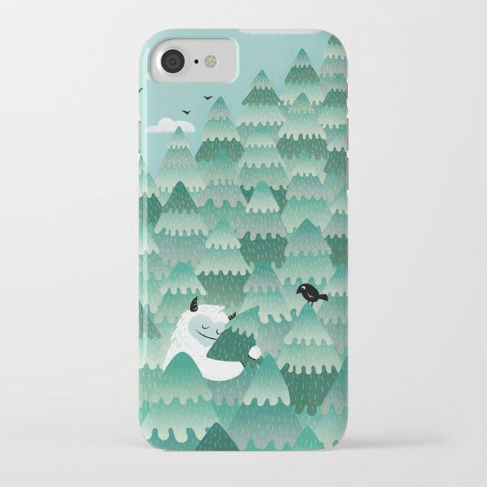 tree hugger (spring & summer version) iphone case