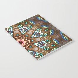 Sagrada Familia - Vitral 1 Notebook