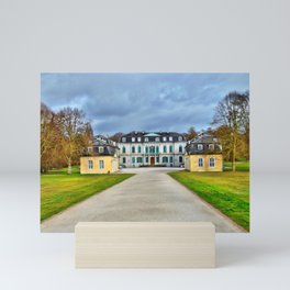 Schloss Wilhelmsthal - Castle Wilhelmsthal Mini Art Print