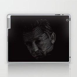 Johnny Cash Portrait Laptop & iPad Skin