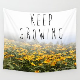 Grow Wall Tapestry