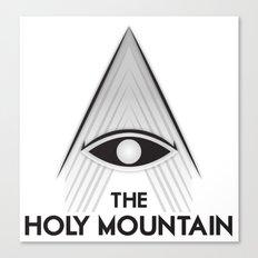 The Holy Mountain - Alejandro Jodorowsky Canvas Print